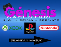 Genesis Gameshop