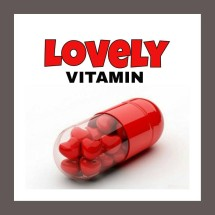 lovely vitamin