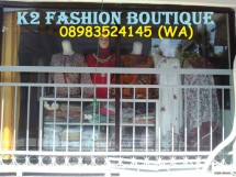 K2 FASHION BOUTIQUE