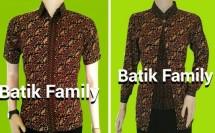 batik family fashion