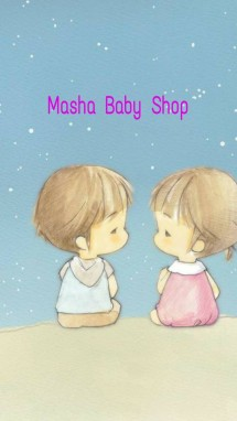 Masha Baby Shop