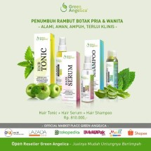 Pusat Green Angelica Sby
