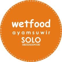 Wetfood Ayam Suwir