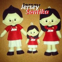 Jersey Santika