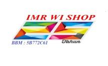 Imr WI Shop