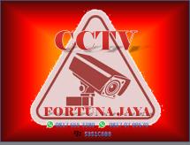 CCTV Fortuna Jaya