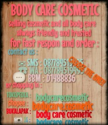 bodycarecosmetic