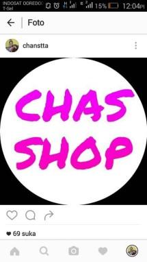 chas shop