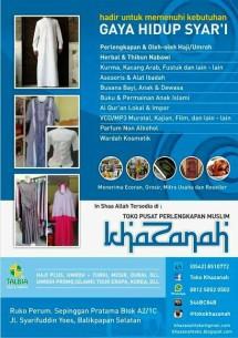 Toko Muslim Khazanah
