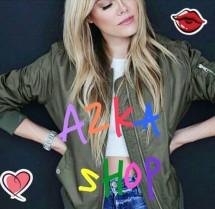 Azka shop online