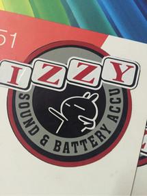 Izzy Sound & Battery