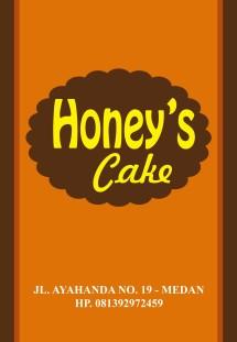honeys cake