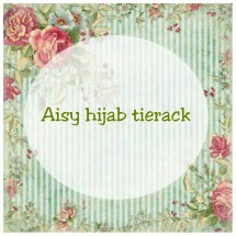 aisy hijab tierack