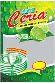 Ceria Sabun & Kimia