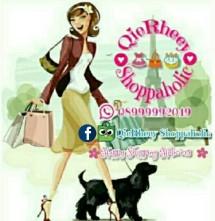 QieRheey Shoppaholic