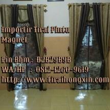 Tirai Pintu Magnet