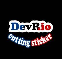 Devrio Online Sticker