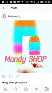 mandy shop