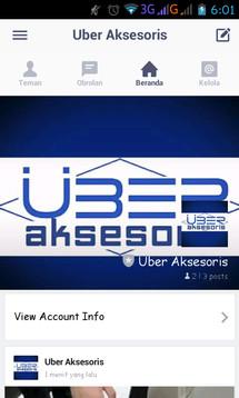 Uber Aksesoris