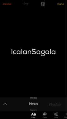 Icalan Sagala