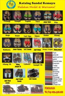 Sandal Handmade Kemayu
