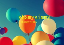 Shamy Simmy