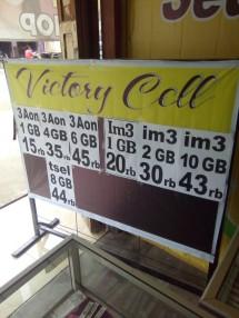 Victory celluler
