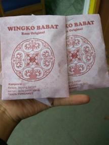 Gapiet & Wingko Cp Batik