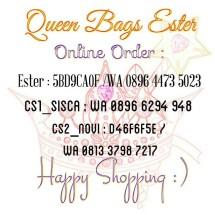 Queen Bags branded
