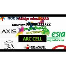 Aditiya Reload Card