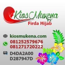 Kios Mukena Firda