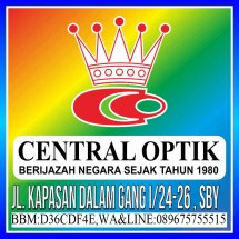 CENTRAL OPTIK SURABAYA