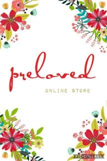 preloved online store