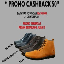 THE TERRANO SHOES