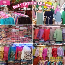 Dicky fashion