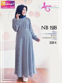 Aura Baju Muslim Nibras