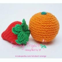 Stroberi Orange