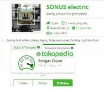 SONUS electric