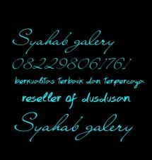 Syahab Galery