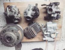 Mesin motor copotan