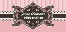 jane antonia ribbonshop