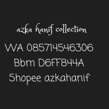 azka shopping
