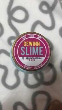 it's slime