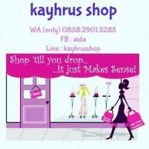 kayhrus shop