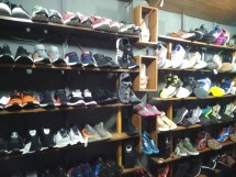 Socca Shoes