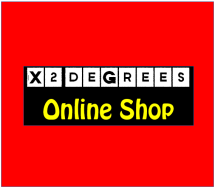 X2 DEGREES ONLINE SHOP