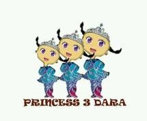 batik princess 3 dara