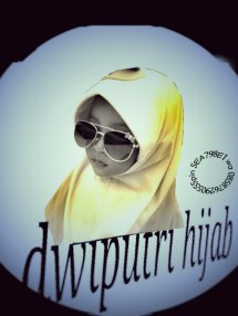dwi putri hijab