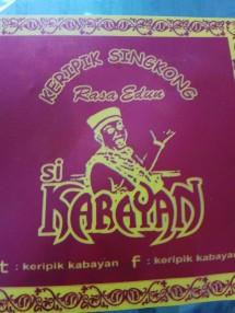 Keripik Kabayan
