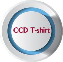 kaos band ccd t-shirt
